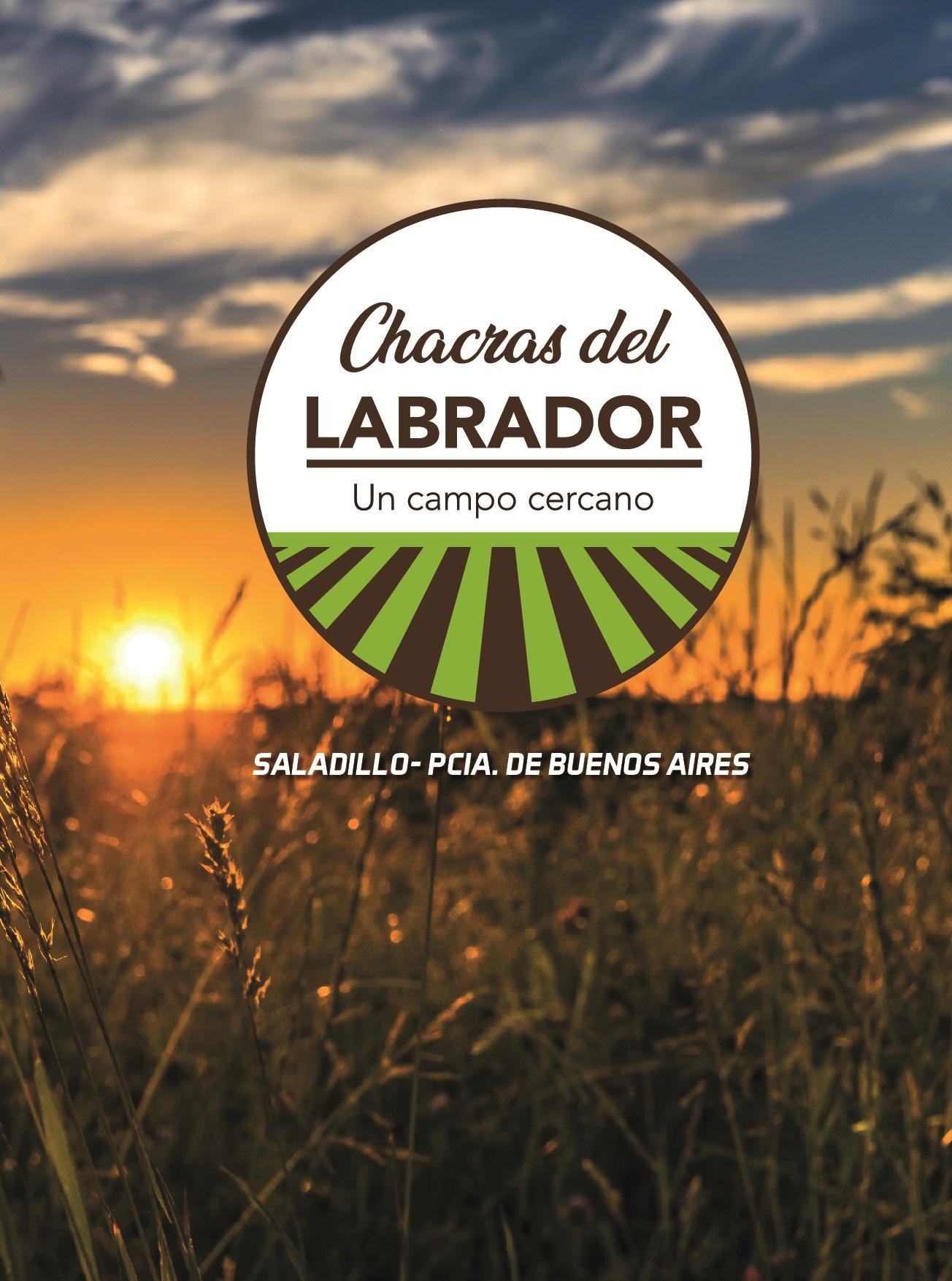 Lotes en Saladillo, CHACRAS DEL LABRADOR –  ULTIMO LOTE