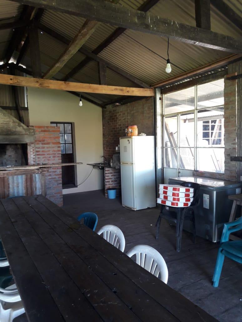 Alquiler temporario en Roque Perez, casa, quincho, pileta
