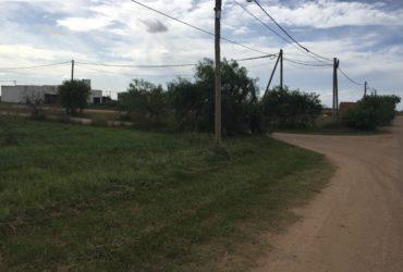 Lotes en zona residencial de Roque Pérez