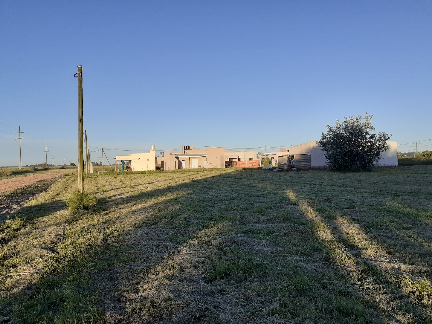Lotes En Roque Perez, Loteo Altitud 33 Camino Al Parque,
