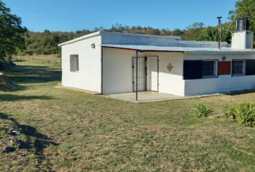 Casa De Campo En Las Sierras De Cordoba – Departamento Minas