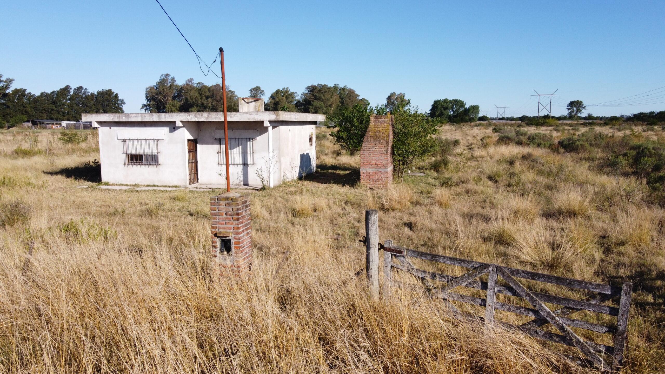 Quinta 4 hectáreas zona hortícola La Plata